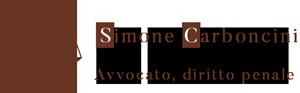 Studio Legale Carboncini Simone Logo